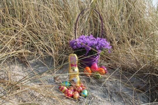 Ostern an der Ostsee mit der Familie